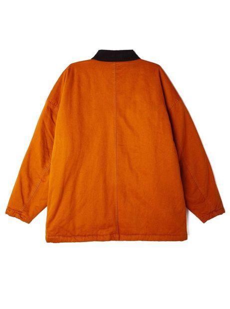 Obey far hunting jacket - pumpkin spice obey Jacket 163,11€