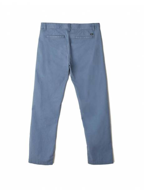 Obey straggler flooded pants - dull blue obey Pant 102,00 €