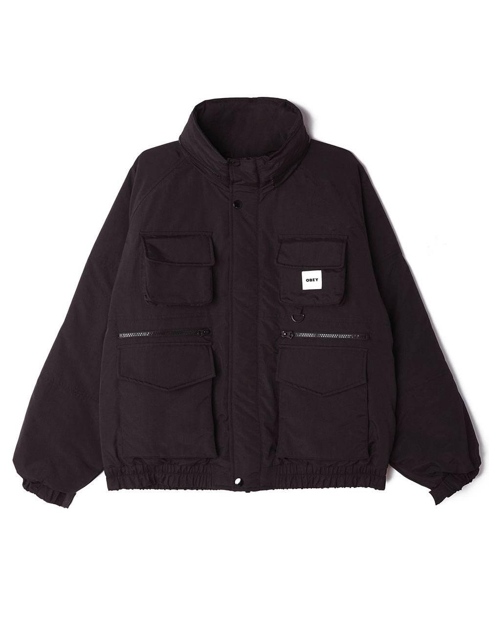 Obey tactics jacket - black obey Jacket 171,31€