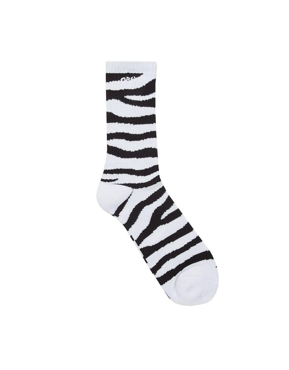 Obey zebra socks - black multi obey Socks 15,00€