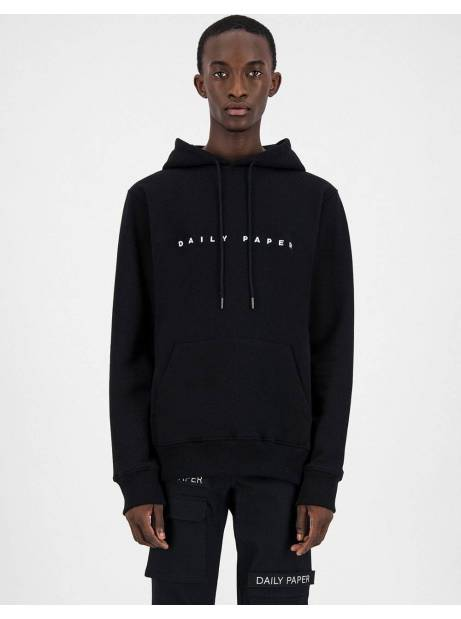 Daily Paper Alias Hoodie - Black DAILY PAPER Sweater 115,00 €