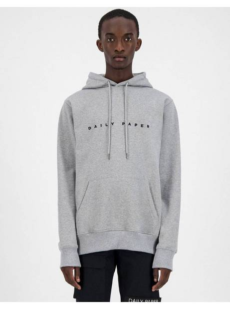 Daily Paper Alias Hoodie - Grey/Black DAILY PAPER Sweater 115,00 €