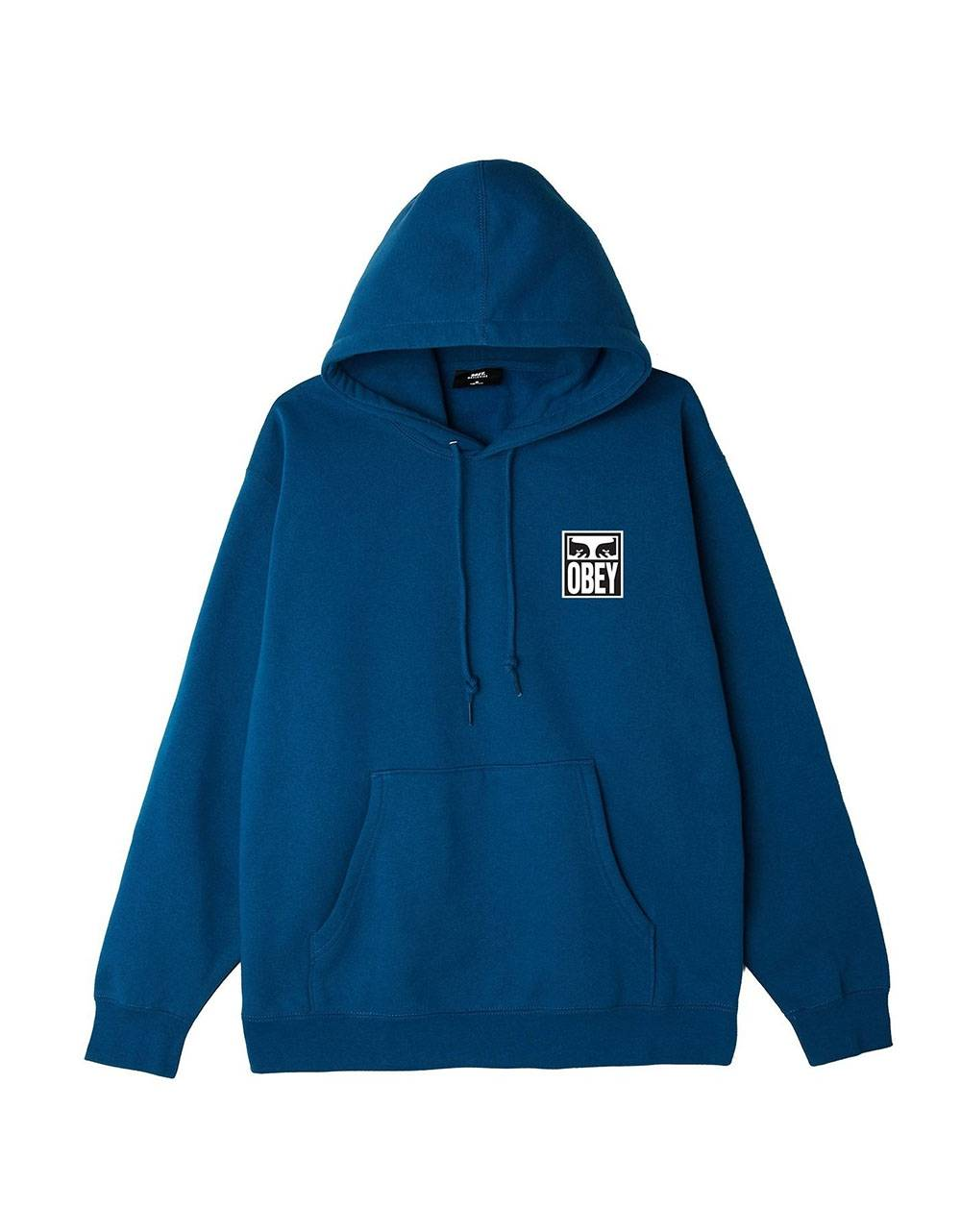Obey eyes icon II premium hoodie - blue sapphire obey Sweater 81,15 €