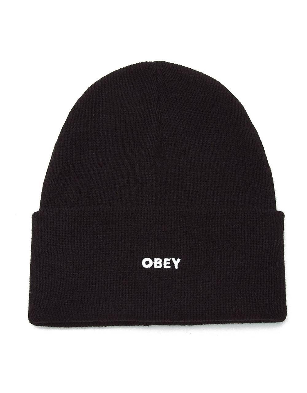 Obey fluid beanie - black obey Beanie 28,69€