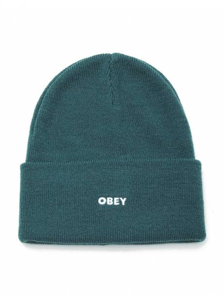 Obey fluid beanie - mallard green obey Beanie 35,00€