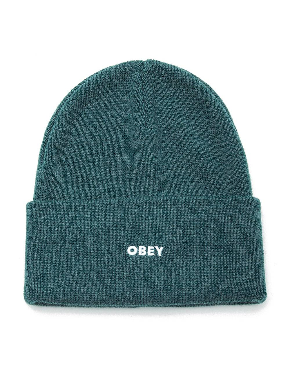 Obey fluid beanie - mallard green obey Beanie 28,69€