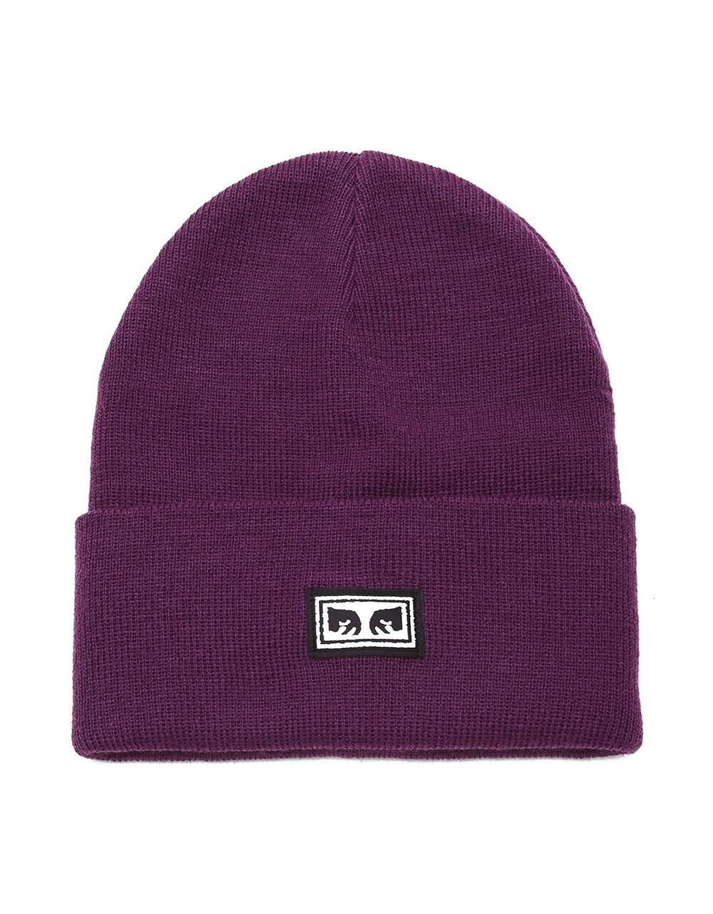 Obey icon eyes beanie - purple mountain obey Beanie 35,00 €