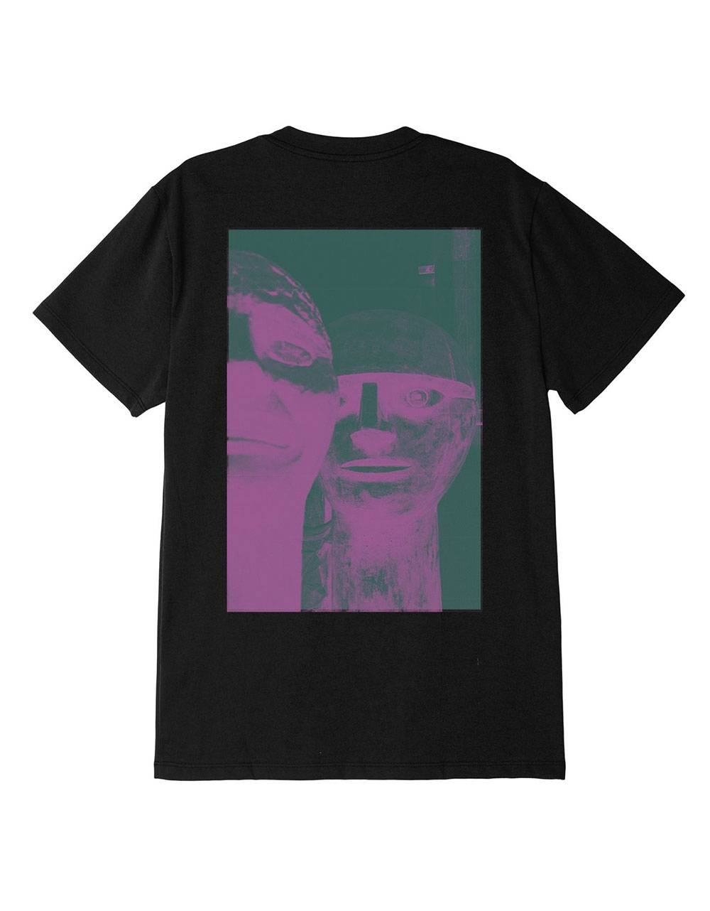 Obey no idols sustainable tee - black obey T-shirt 50,00€