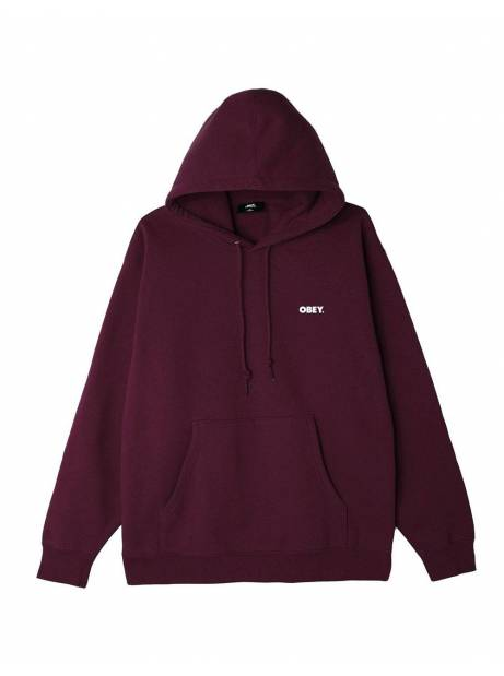 Obey resistance premium hoodie - blackberry wine obey Sweater 81,15€
