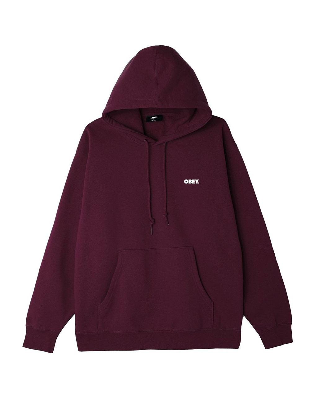 Obey resistance premium hoodie - blackberry wine obey Sweater 81,15 €