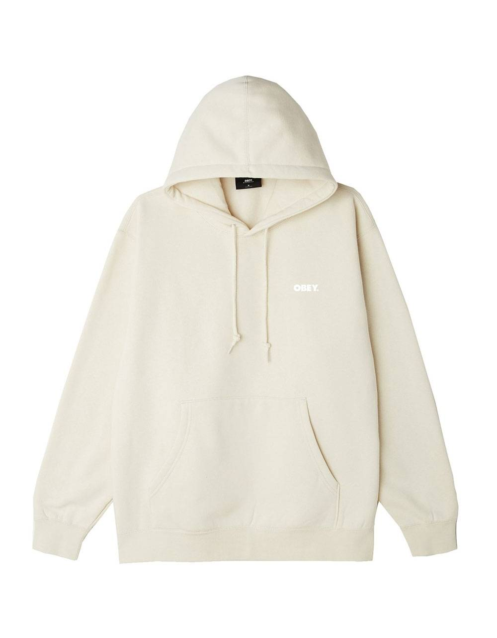 Obey resistance premium hoodie - natural obey Sweater 81,15 €