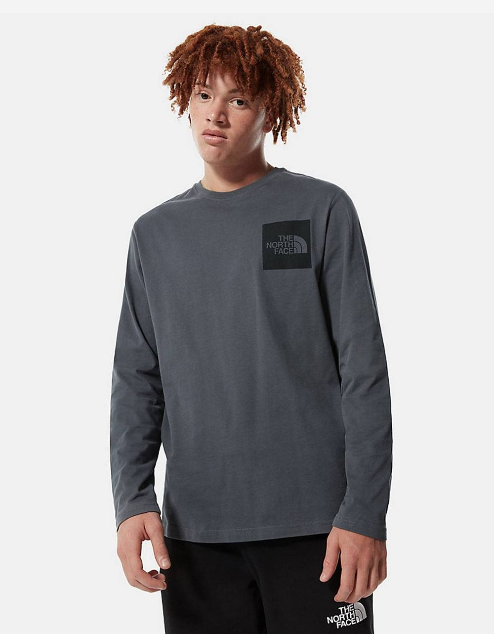 The North Face Fine longsleeve - vanadis grey THE NORTH FACE T-shirt 40,16 €