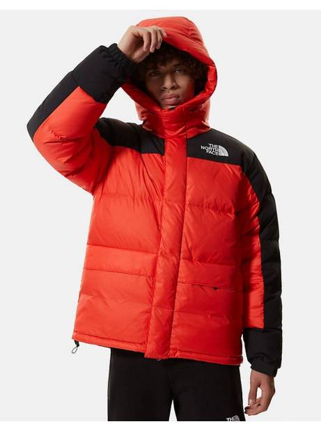 The North Face Himalayan down parka jacket - flare red THE NORTH FACE Bomber 389,00 €
