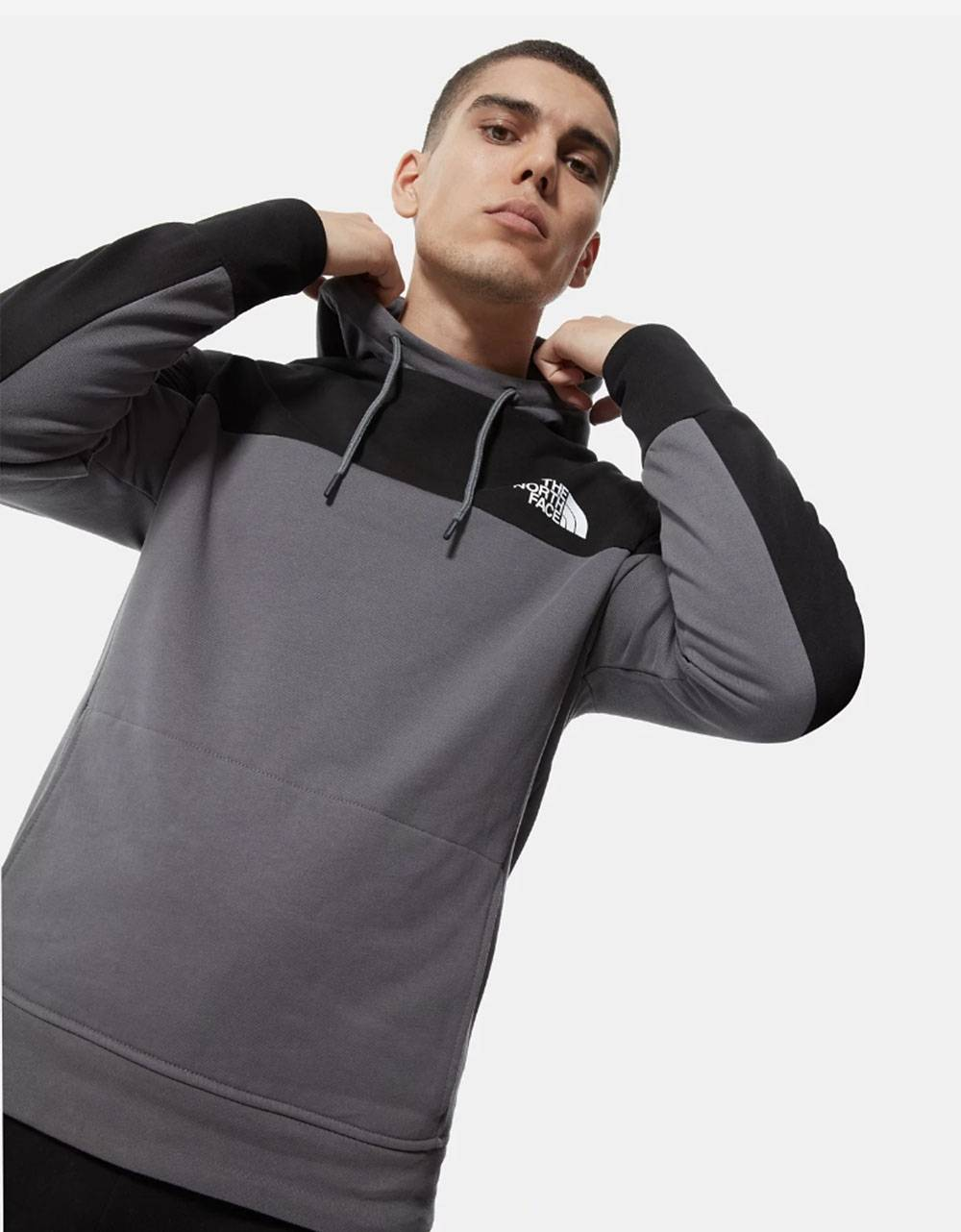 The North Face Himalayan hoodie - vanadis grey/black THE NORTH FACE Sweater 110,00 €
