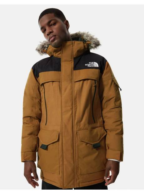 The North Face Mcmurdo 2 parka jacket - timber tan THE NORTH FACE Parka 530,00 €