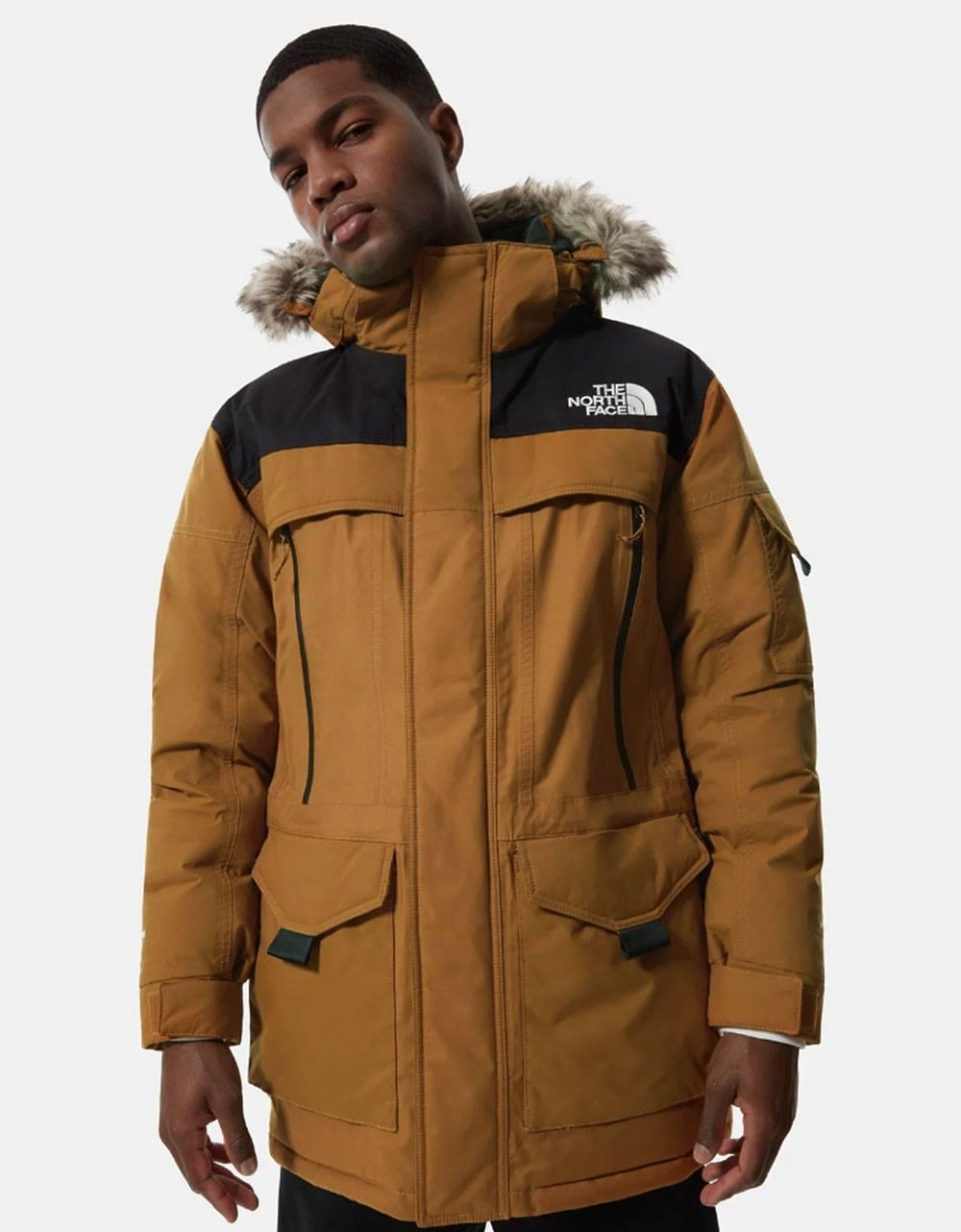 The North Face Mcmurdo 2 parka jacket - timber tan THE NORTH FACE Parka 434,43€