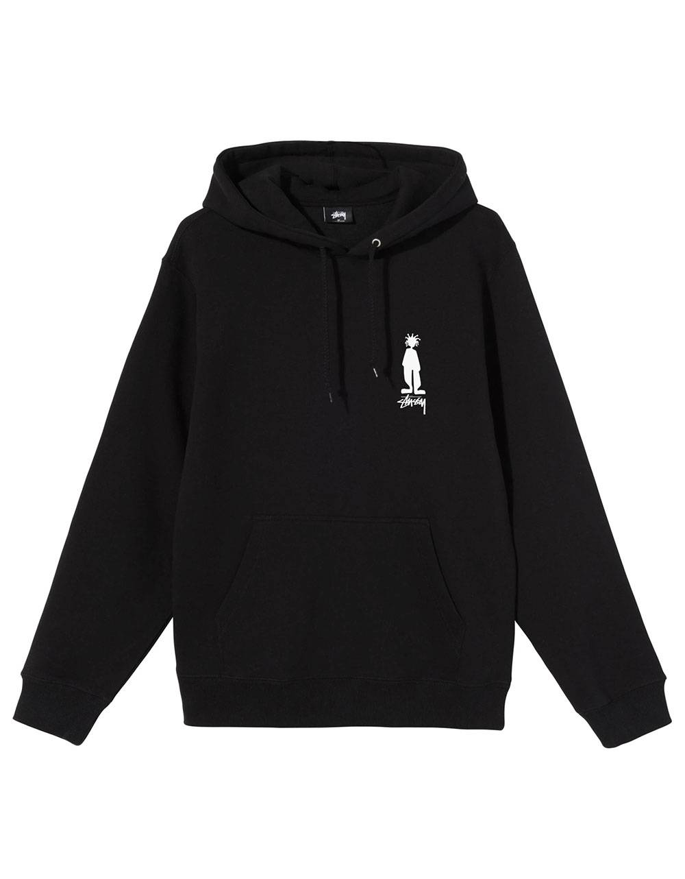 Stussy king raggamuffin hoodie - black Stussy Sweater 119,00€