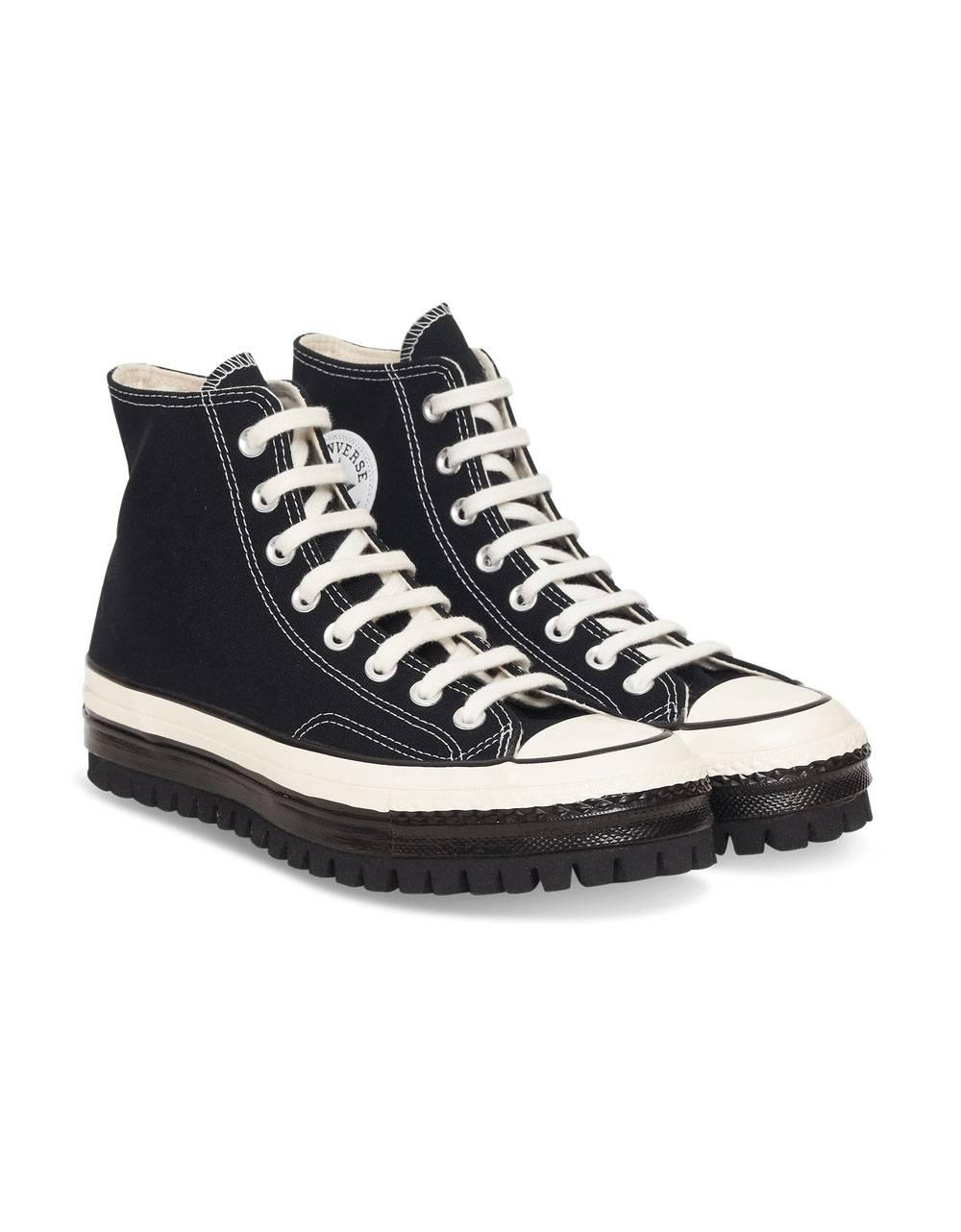 Converse Woman's Chuck 70 Hi Canvas Trek Ltd Sneakers - black Converse Sneakers 152,46€