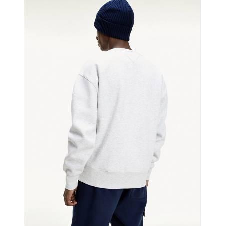 Tommy Jeans Pocket crewneck sweater - silver grey Tommy Jeans Sweater 86,07€
