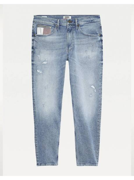 Tommy Jeans Rex relaxed denim - philly light blue destroyed Tommy Jeans Jeans 118,85 €