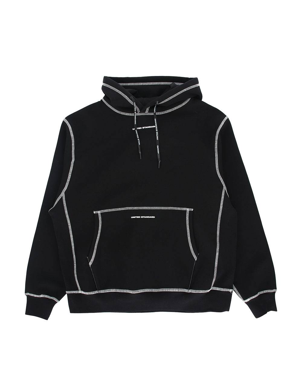 United Standard Logo hoodie - Black United Standard Sweater 185,00 €