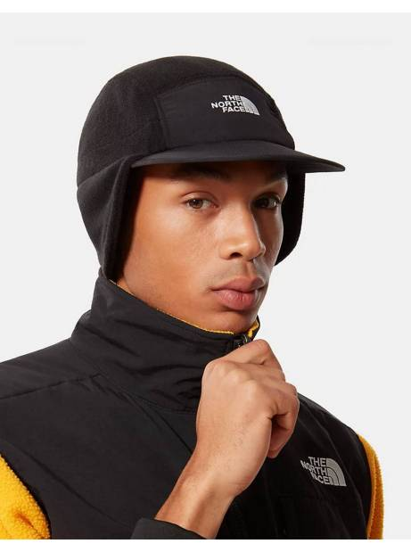 The North Face denali earflap ball hat - tnf black THE NORTH FACE Hat 32,79 €