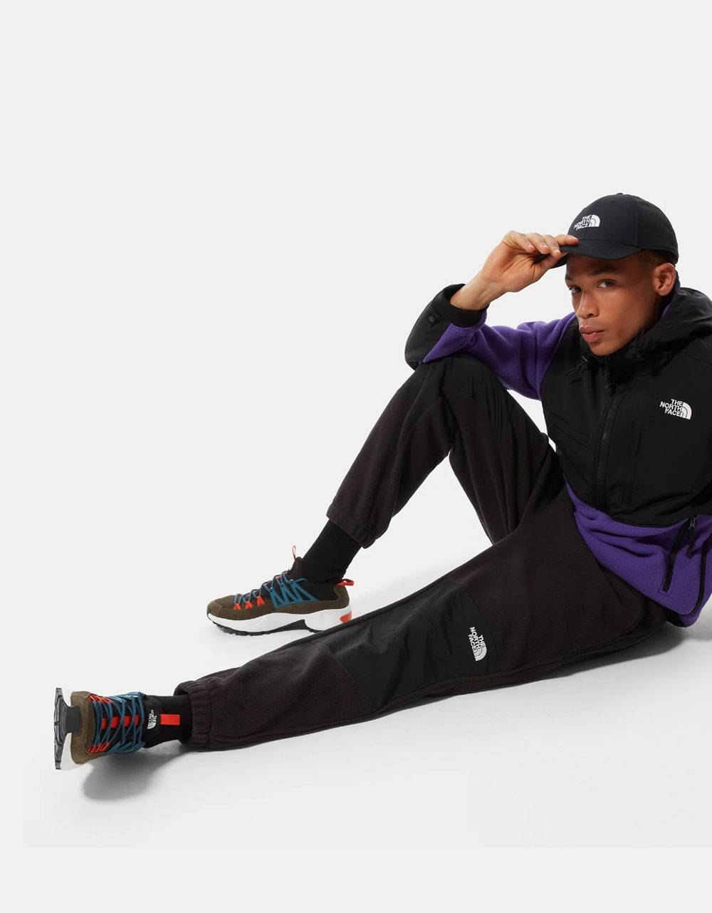 The North Face denali pants - black THE NORTH FACE Pant 98,36 €