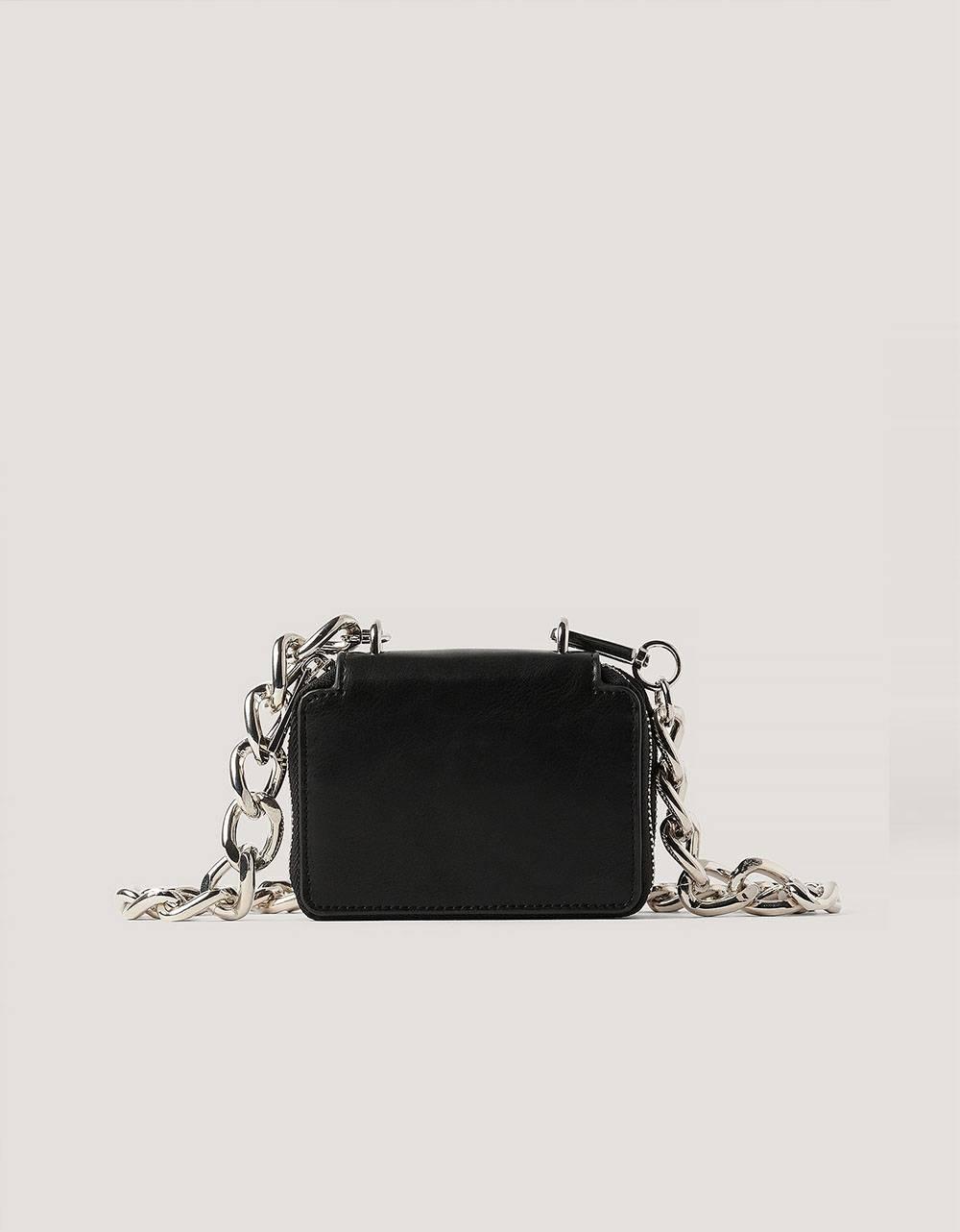 NA-KD big chain bag - black NA-KD Bags 40,00€
