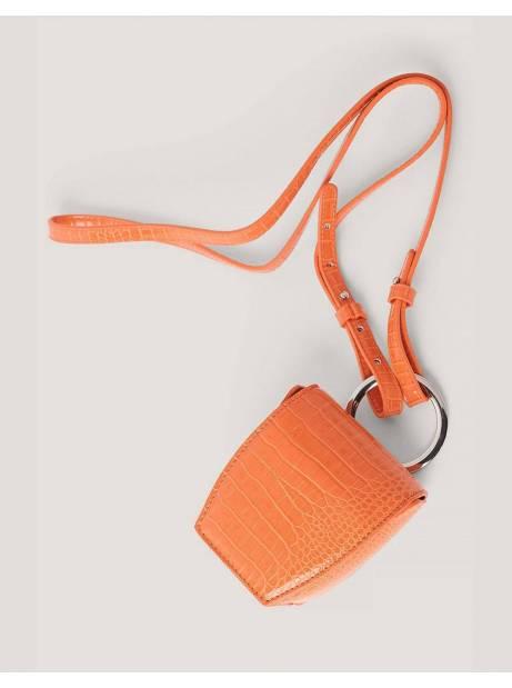NA-KD mini bag - burnt orange NA-KD Bags 40,00€