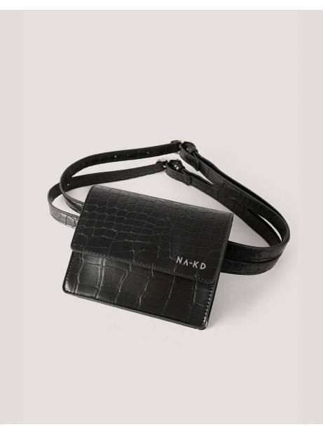 NA-KD mini fanny pack - black NA-KD Bags 42,00€