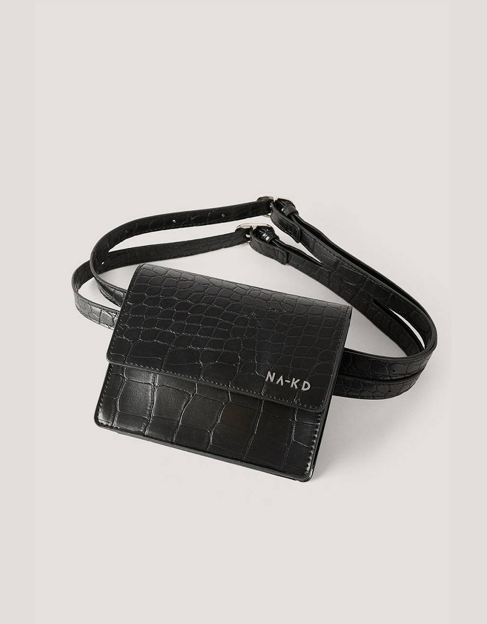 NA-KD mini fanny pack - black NA-KD Bags 42,00 €
