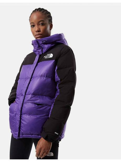 The North Face Woman's Himalayan down parka jacket - peak purple THE NORTH FACE Bomber 311,48 €