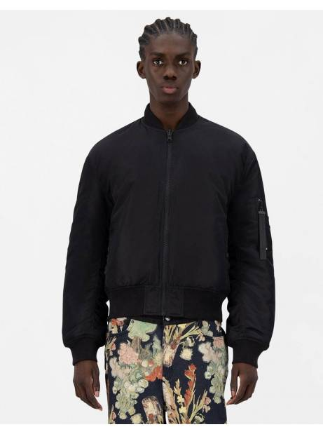 Daily Paper Van Jomber jacket - black DAILY PAPER Bomber 235,00€