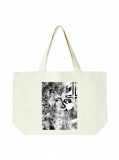Obey Woman cream icons tote bag - natural obey Bags 55,00 €
