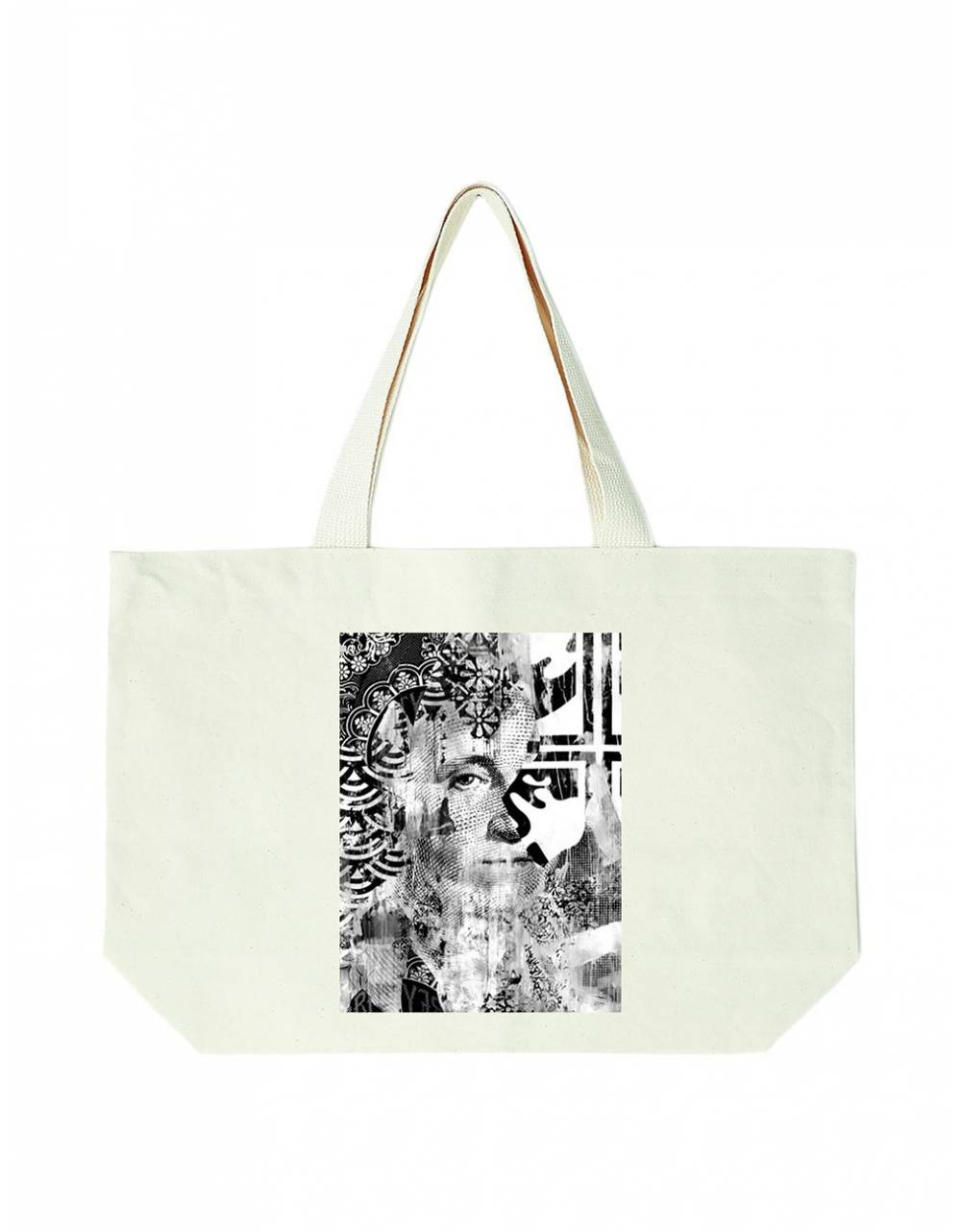 Obey Woman cream icons tote bag - natural obey Bags 56,00 €