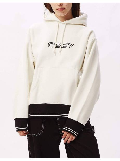Obey Woman Gordon hoodie - bone obey Sweater 96,00 €