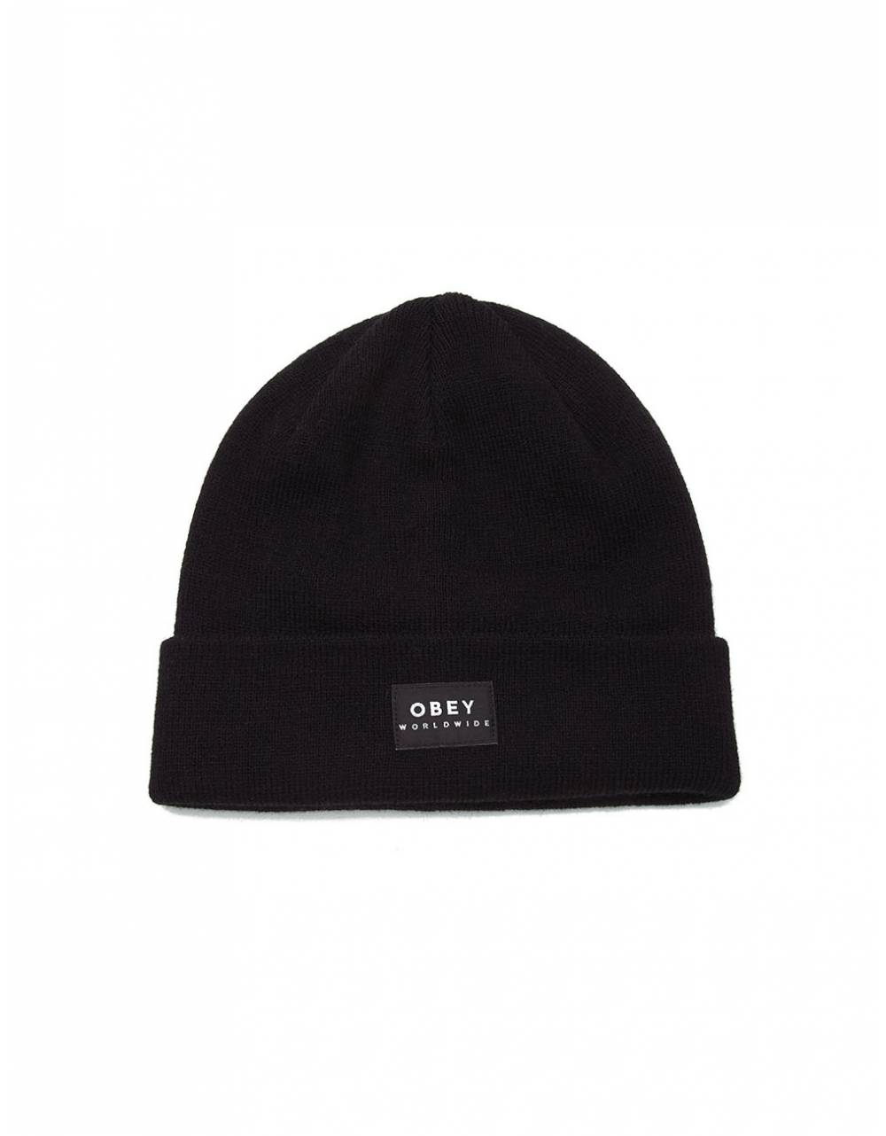 Obey Woman vernon beanie II - Black obey Beanie 35,00 €