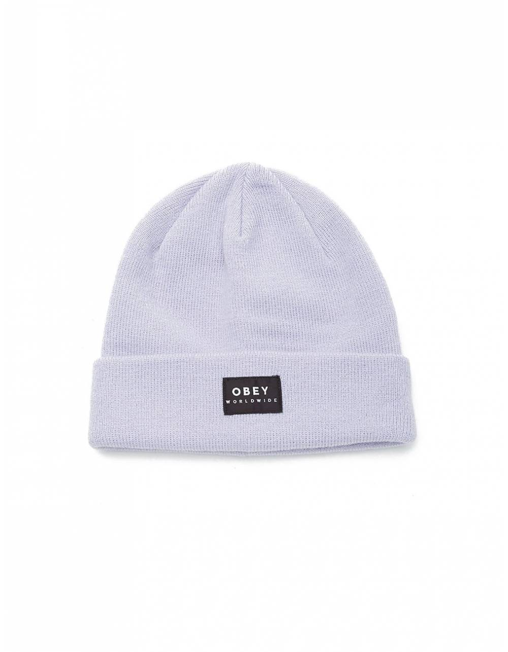 Obey Woman vernon beanie II - periwinkle obey Beanie 35,00€
