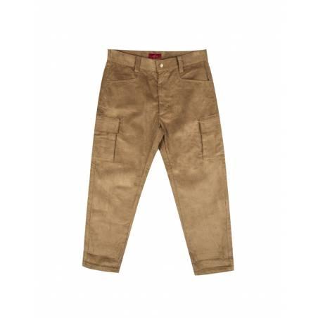 Cat Workwear Redefined Corduroy cargo pants - cognac CAT WORKWEAR REDEFINED Pant 97,54€