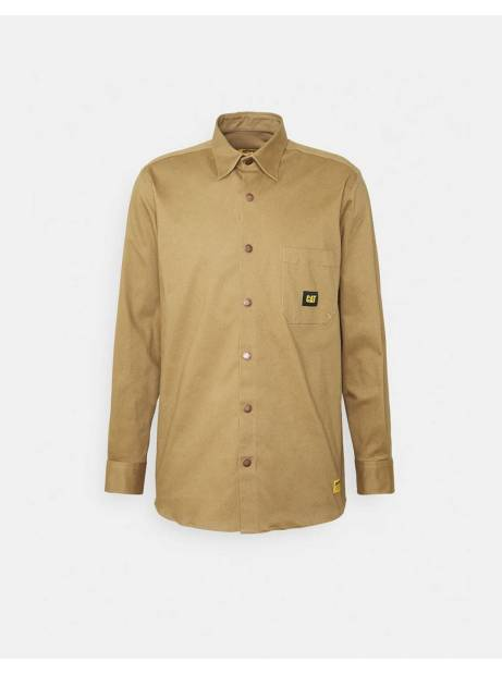 Cat Workwear Redefined workshirt - camel CAT WORKWEAR REDEFINED Shirt 95,00 €