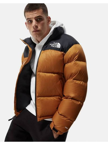 The North Face 1996 retro nuptse jacket - Timber tan THE NORTH FACE Bomber 236,89 €