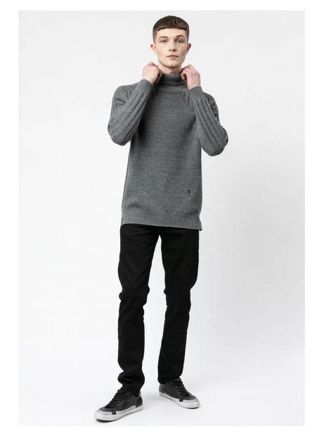 Religion UK Crusade knit jumper - grey Religion Knitwear 120,00€