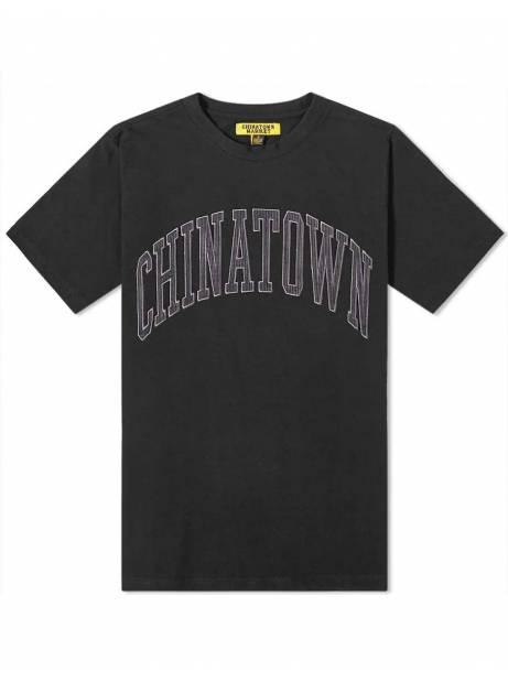 ChinaTown Market Corduroy tee - black Chinatown Market T-shirt 56,56€