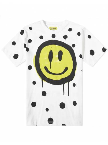 ChinaTown Market Smiley vandal tee - white Chinatown Market T-shirt 67,00 €