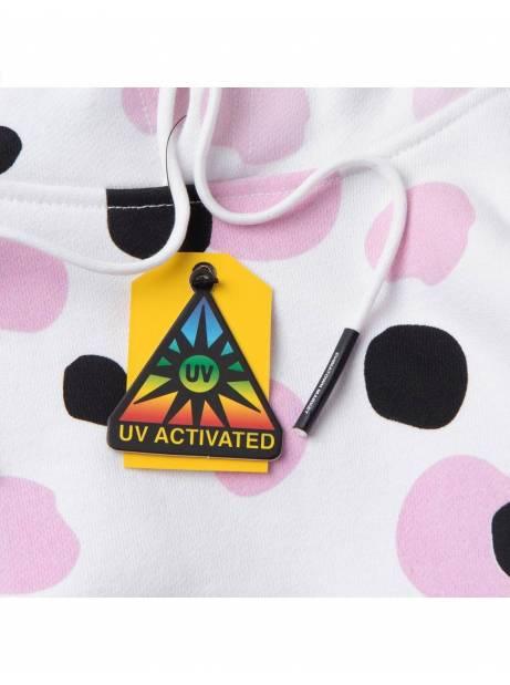 ChinaTown Market UV dots hoodie - white Chinatown Market Sweater 118,85€