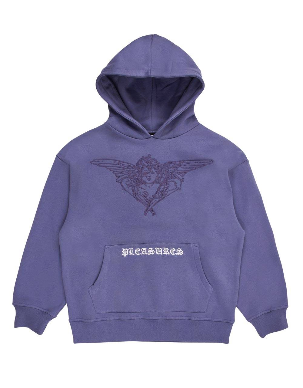 Pleasures Angel hoodie - purple Pleasures Sweater 136,00€