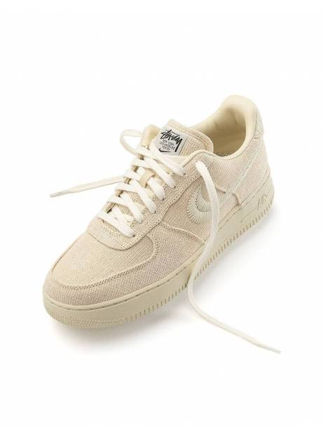 Stussy x Nike Air Force 1 Low - Fossil Stussy Sneakers 350,00 €