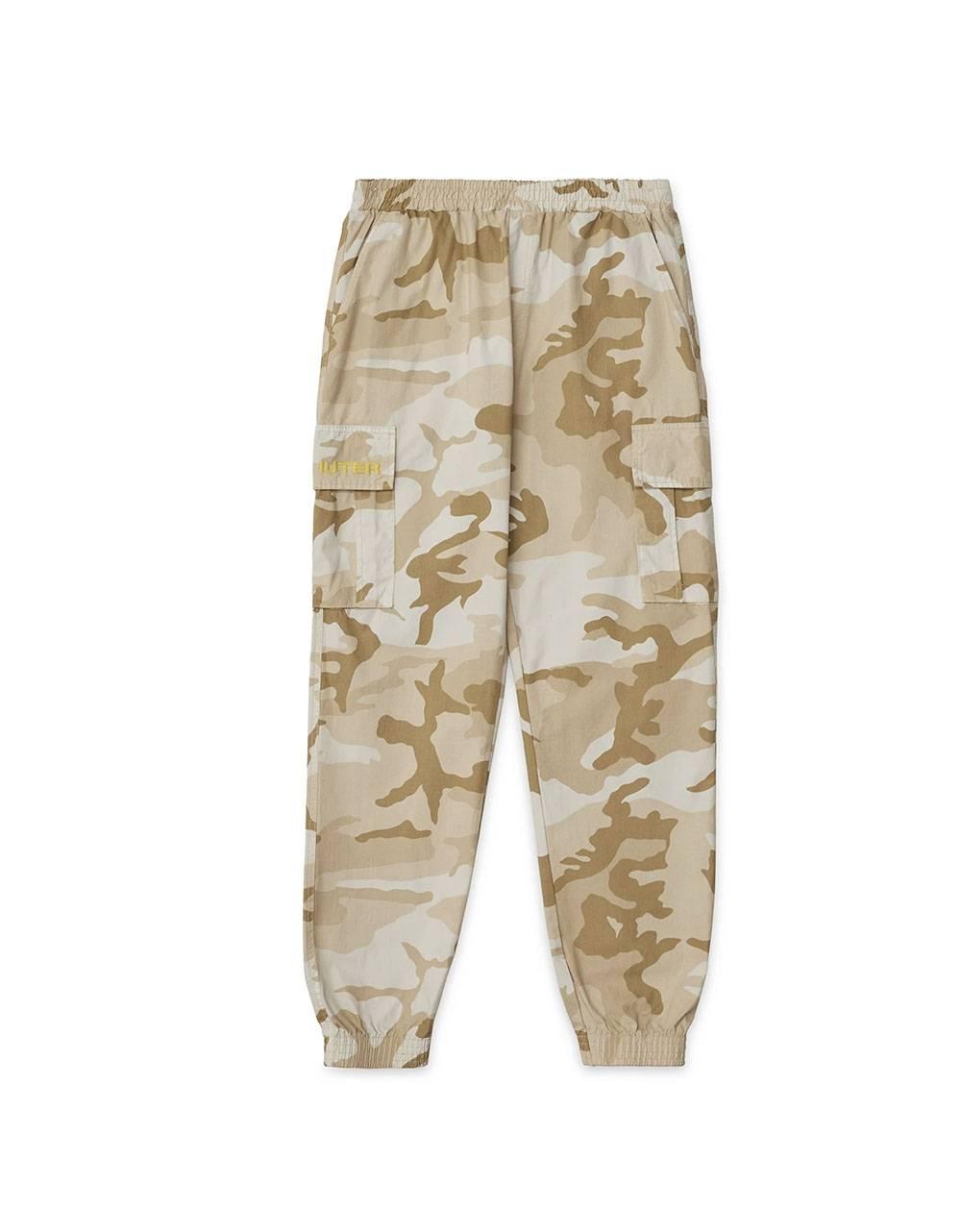 Iuter Cargo camo jogger pants - beige IUTER Pant 98,36€