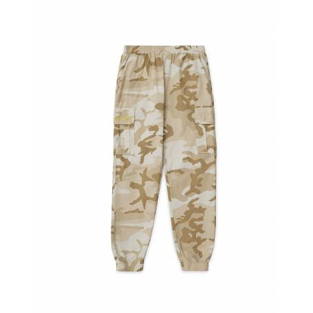 Iuter Cargo camo jogger pants - beige IUTER Pant 105,74€
