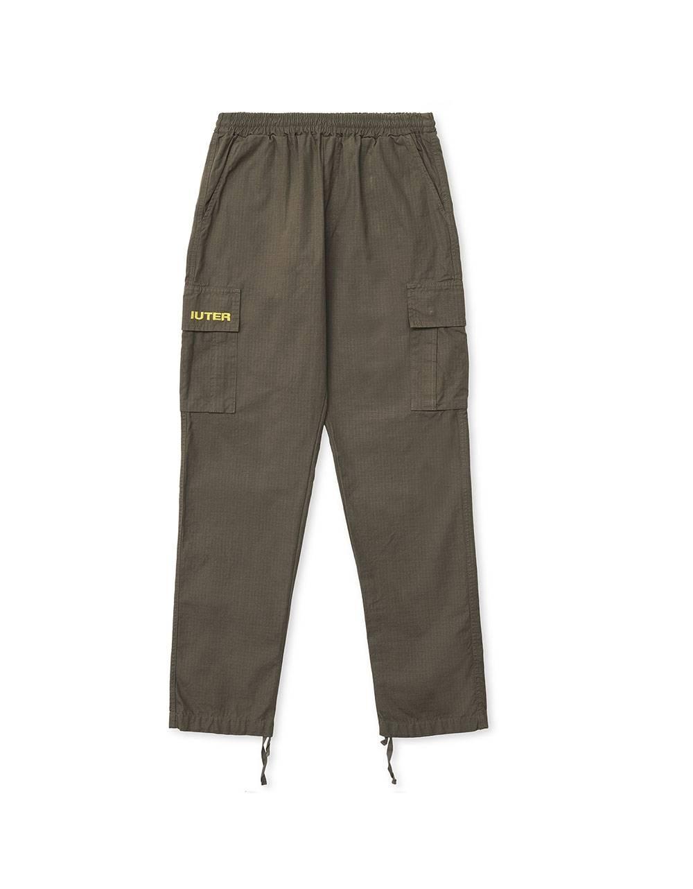 Iuter Cargo ripstop pants - Grey IUTER Pant 119,00€